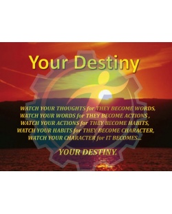 Your Destiny Poster