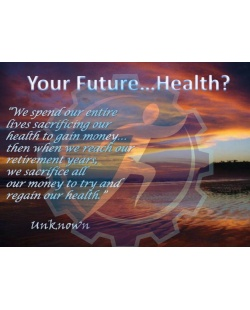 Your Future Health Poster